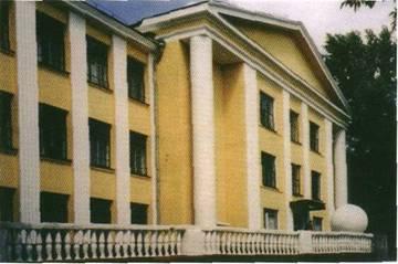 Московский институт землеустройства